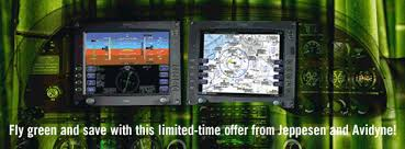 Add Jeppesen Electronic Vfr Terminal Charts To Your Avidyne