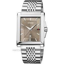 "men s gucci g timeless rectangle watch ya138402 watch shop comâ""¢ mens gucci g timeless rectangle watch ya138402"