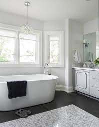 transitional bathroom ideas. Gray And White Bathroom Ideas Transitional Bathroom Ideas S