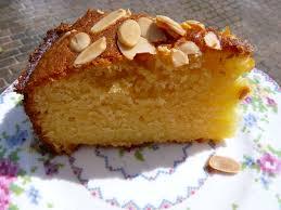 Almond Cake Cook Diary