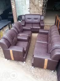 complete set of quality leather sofa at chibest joy senior ltd