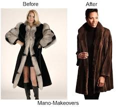 what to do with old fur coats