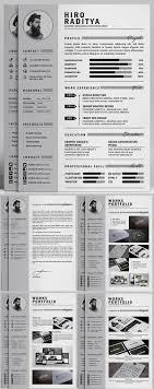 Free Professional Resume, Letter & Portfolio Templates (Ai, Psd ...