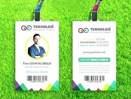 Creative Id Card Design Template Name Tag Design Id Design