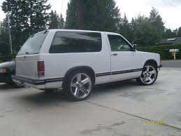 1993 Chevrolet Blazer - Information and photos - MOMENTcar