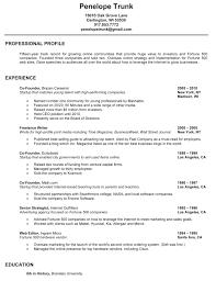 Startup Resume Sample Writing A Strong Resumes Savebtsaco 14