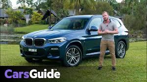 BMW Convertible bmw x3 cheap : BMW X3 2018 review: first drive video - YouTube