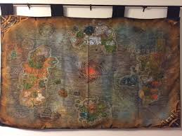 so after being inspired by amiyuy s post https www reddit r wow comments 3fuew9 azeroth map composite 300 dpi  on map wall art reddit with i made an irl map of azeroth wow