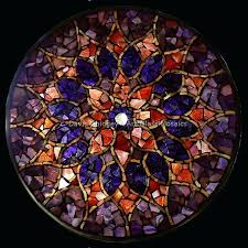 stained glass mosaic patterns stained glass mosaic mandala dusky sun by stained glass mosaic ideas
