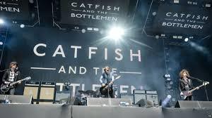 Catfish And The Bottlemen Top Album Chart Bbc News