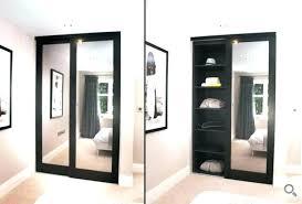 fascinating mirrored closet doors for bedrooms wardrobes hinged mirrored wardrobe doors mirror door bedroom sliding double