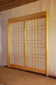 soji closet doors closet doors shoji screen closet doors diy