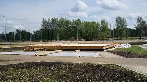 На острове Татышев в Красноярске появятся <b>деревянные</b> ...