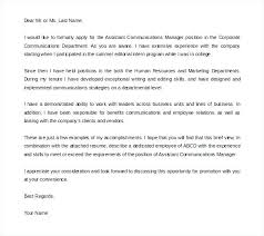 cover letter for a promotion resume with cover letter format promotion thank you letter promotion