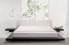 furniture bed design. 15 Modern Bedroom Design Ideas From Evinco - Awesome Serene White Themed Furniture Bed
