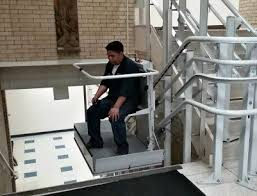 commercial wheelchair lift. Commercial Inclined Platform Lifts - Wheelchair Lift D