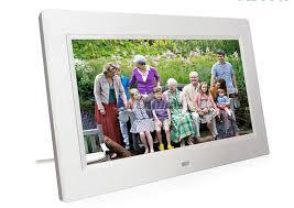 digital photo frame 10 inch high definition screen
