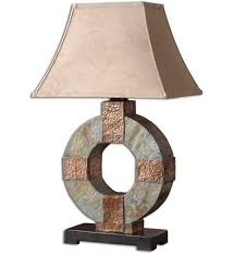 uttermost 26307 slate table lamp undefined