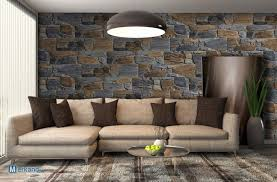 3d brick and stone effect decorative insulation wall panels cladding image 5