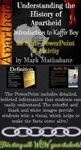 Brief History Of Apartheid Background To Kaffir Boy Sonlight Core