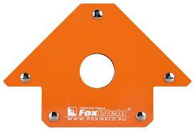 <b>Магнитный угольник FoxWeld FIX-5</b> — купить по выгодной цене ...