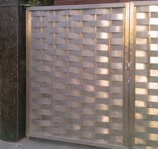 aluminium garage doors and windows stainless steel gates4