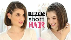 Short And Cuts Hairstyles