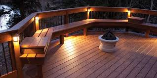 deck lighting. Highpoint Deck Lighting Railing Fixtures DIY Home Center