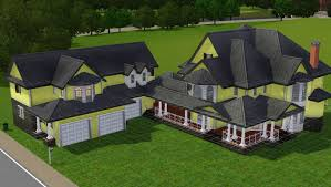 Great house ideas sims House floor plans and architecture design services for you  Sims Simple