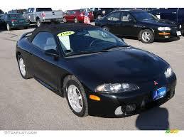 1998 Kalapana Black Mitsubishi Eclipse Spyder GS #22007376 ...