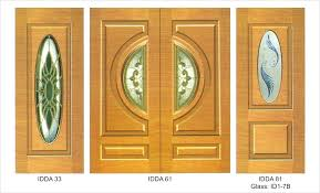 Decorative Door Designs Decorative Door Panels Wooden Doors With Glass Panels Gallery Doors 56