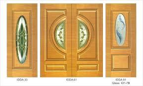 Decorative Door Designs Decorative Door Panels Wooden Doors With Glass Panels Gallery Doors 56