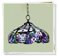 Amazing Stained Glass Pendant Light Tiffany Style Elegant Stained Glass  Pendant Light Dragonfly ...