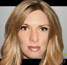 dark blonde hair brown eyes by kattikins89 after a taaz virtual makeover