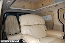 hyundai starex limousine atoy customs conversion philippines custom pinoy rides pic4