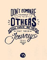 Use These 40 Quotes To Stop Comparing Yourself With Others PumpUp Extraordinary Dont Compare Quotes