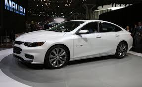 2016 Chevrolet Malibu Photos and Info – News – Car and Driver