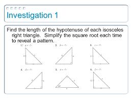 30 60 90 Triangles Worksheet - Checks Worksheet