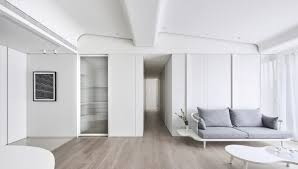 modern white closet doors. white closet doors two modern minimalist homes that indulge in lots of house a