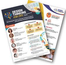 Design Thinking Iqpc Design Thinking Asia 2019 Brochure