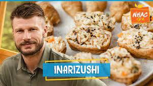 INARIZUSHI: aprenda a fazer tofu recheado com arroz refogado | Rodrigo  Hilbert | Tempero de Família - YouTube en 2021 | Comida japonesa, Tipos de  sushi, Comida