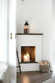 corner wood burning stove decorating ideas