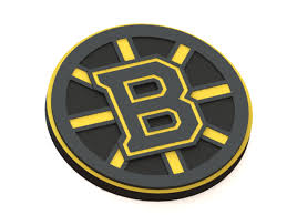 3D Printed Boston Bruins logo by Ryšard Poplavskij | Pinshape