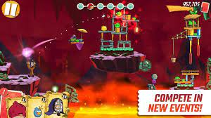 Angry Birds 2 MOD APK 2.54.0 Download (Infinite Gems/Energy) for Android