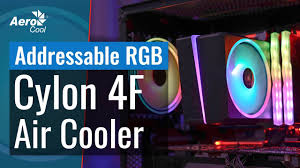 <b>AeroCool</b> Cylon 4F RGB Air <b>Cooler</b> - How to Connect to Your ...