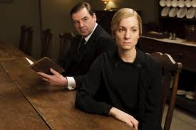 Image result for downton abbey mr. green and anne