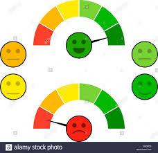 Good Bad Color Chart Stock Photos Good Bad Color Chart