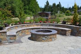 building a fire pit construction and safety advice