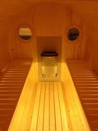 Fass Sauna Extras Hansagarten24