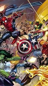 Marvel Iphone Wallpaper Hd ...